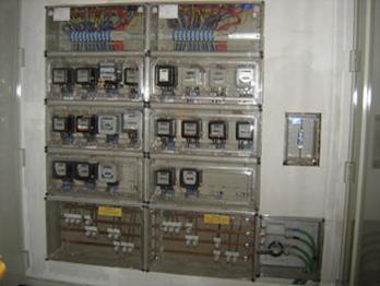 Centralizaci n de contadores curso instalador baja tensi n for Armario contador luz
