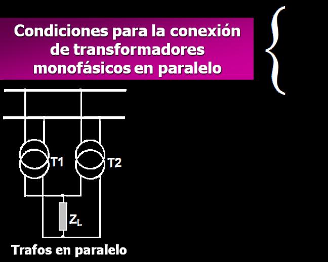 Transformadores en paralelo