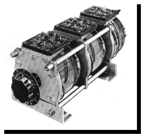 Autotransformador regulable